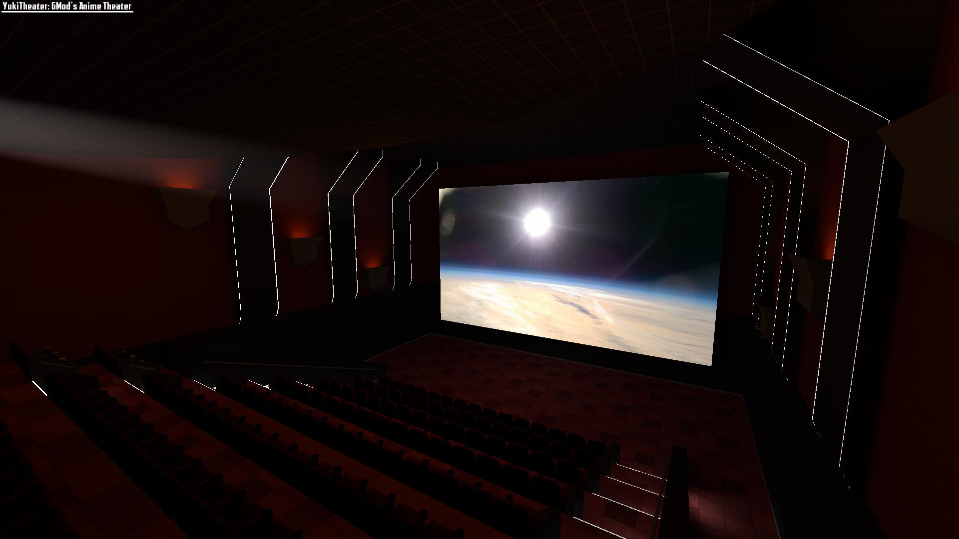 YukiTheater: GMod's Anime Theater